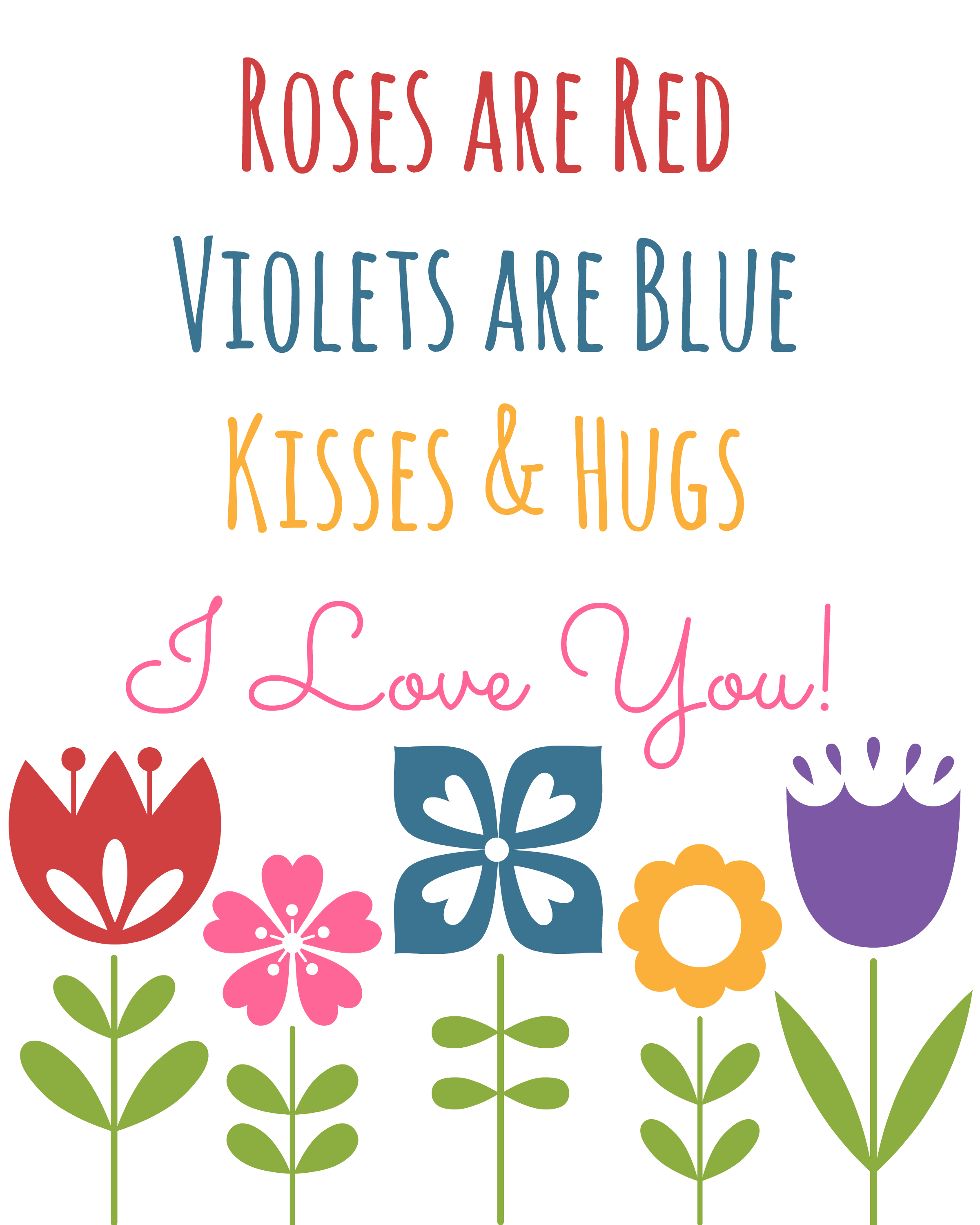 I Love You Poems: I Love You Poems For The One You Love