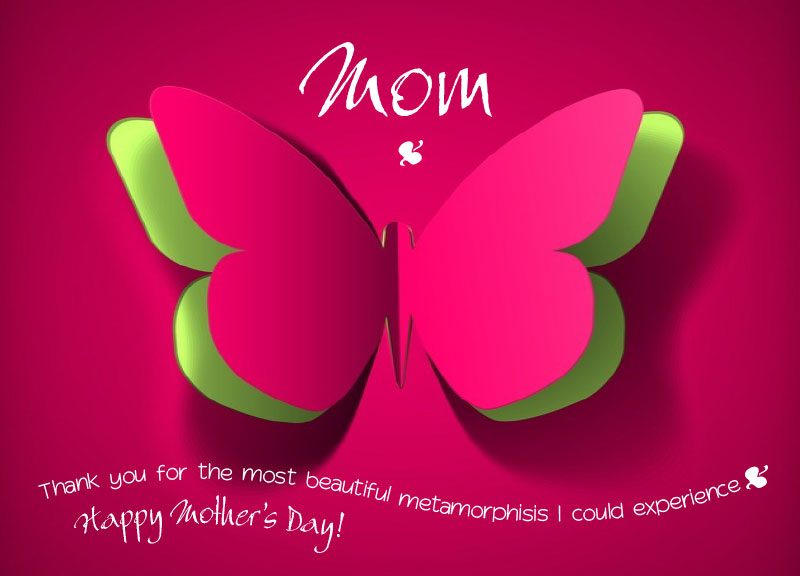e-card mothers day
