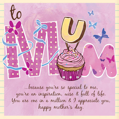 Special Mother's Day Cards by Naomi