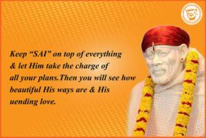 Happy guru purnima sai baba images