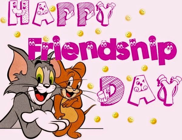 happy friendship day images of cartoon 2017