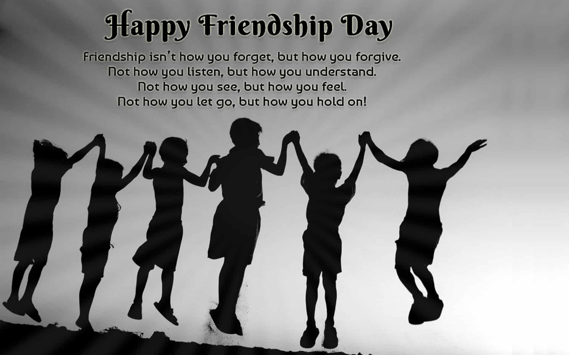 Best happy friendship day wallpaper 2017 hd download festivityhub happy friendship day wallpapers 1080p altavistaventures Image collections