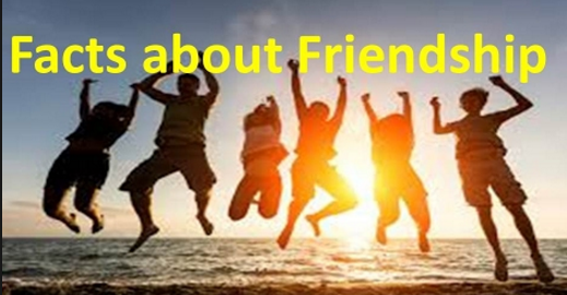 friendship day facts