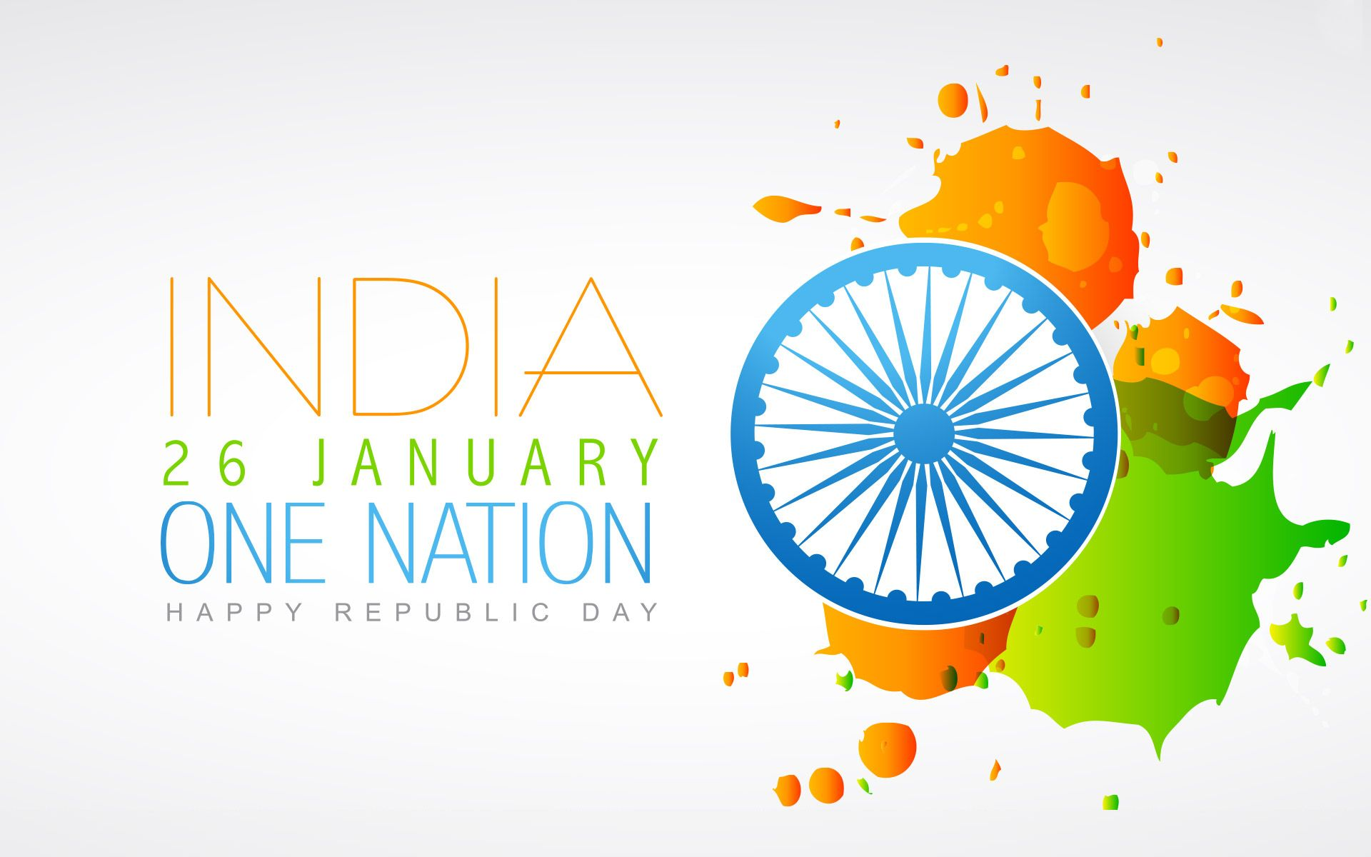 Happy Republic Day-26-jan-2021-india