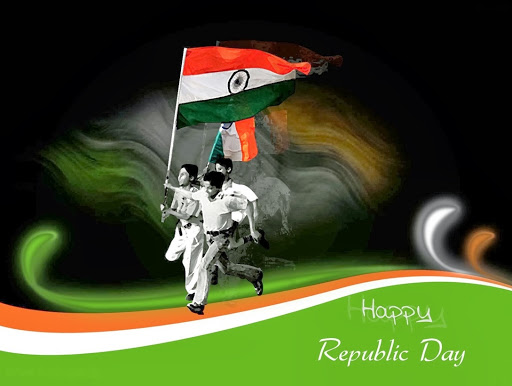 Indian Republic Day Flag HD Wallpaper 26 January Wishes Picture-2021-free-downlaod